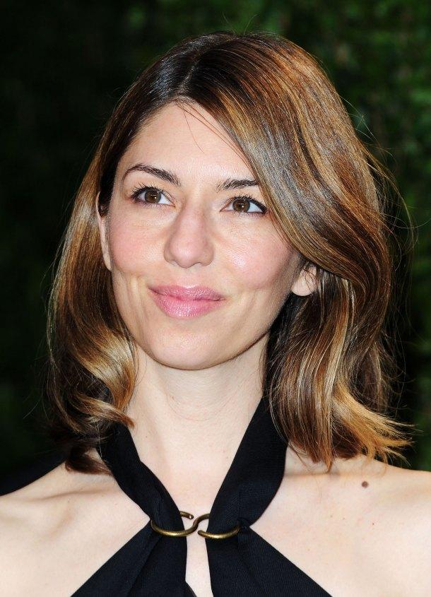 Sofia Coppola at 2012 Vanity Fair Oscar Party