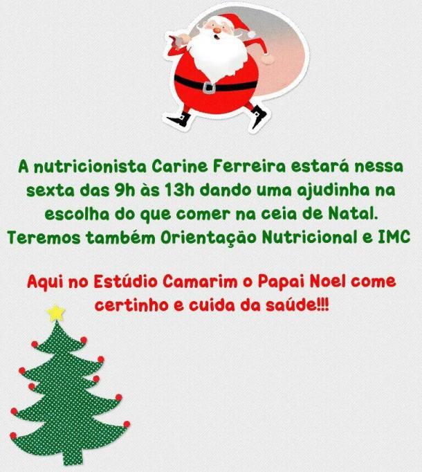 nutricionista Camari